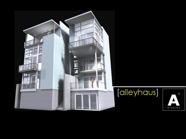 alleyhaus